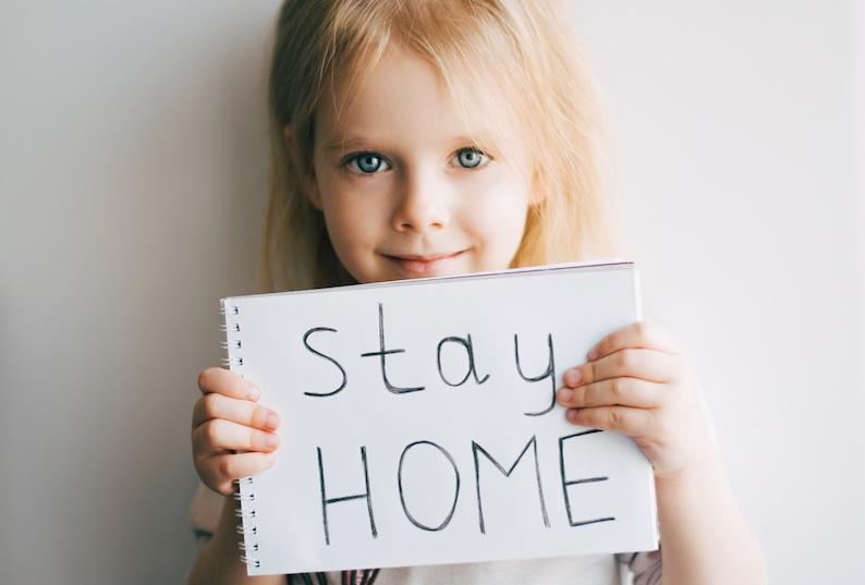 Social Distancing & Children's Mental Wellbeing