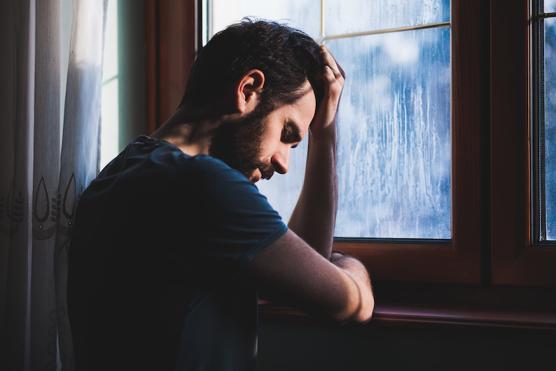 People with depression are more likely to say certain words