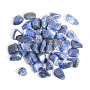 Sodalite Crystal Tumbled Polished Gemstones